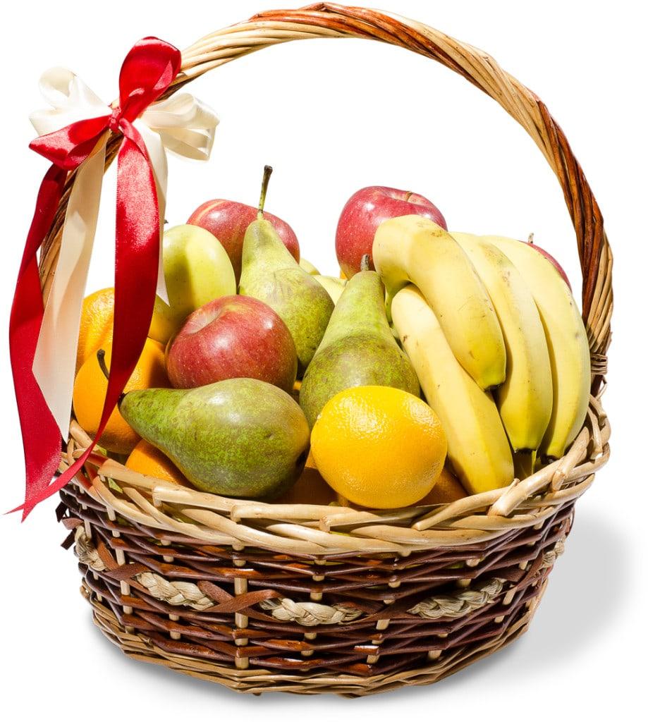 """Корзина с фруктами """"Фруктовое утро"""""""