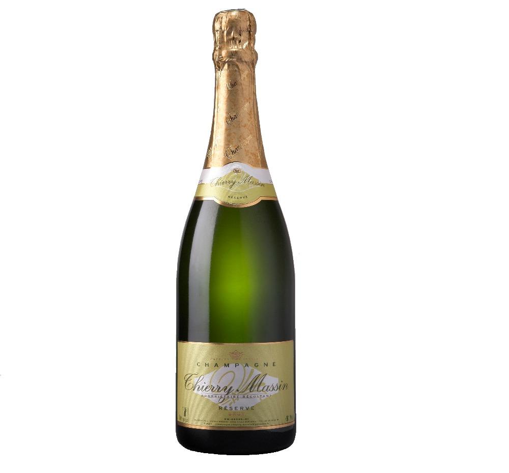 Шампанское Champagne Masin Reserve