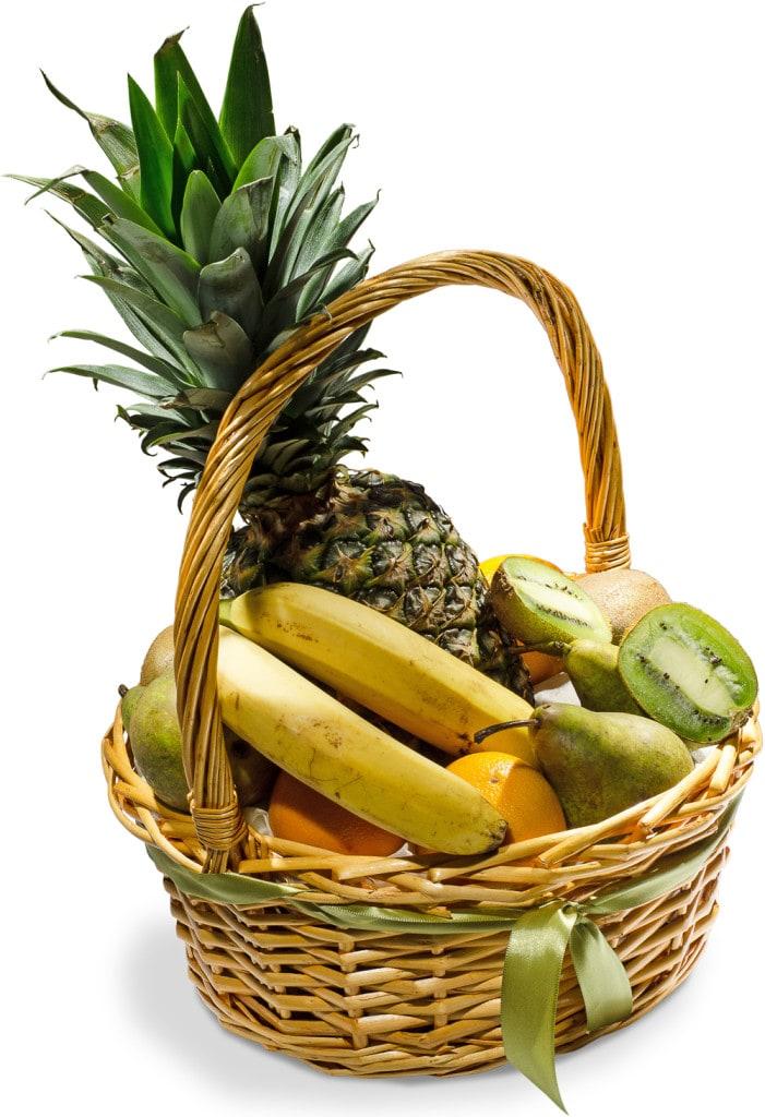 """Корзина с фруктами """"Пальма"""""""