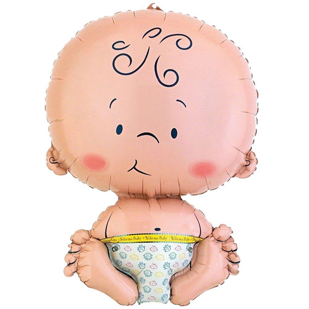 """Фольгированный шарик """"Малыш мальчик"""""""