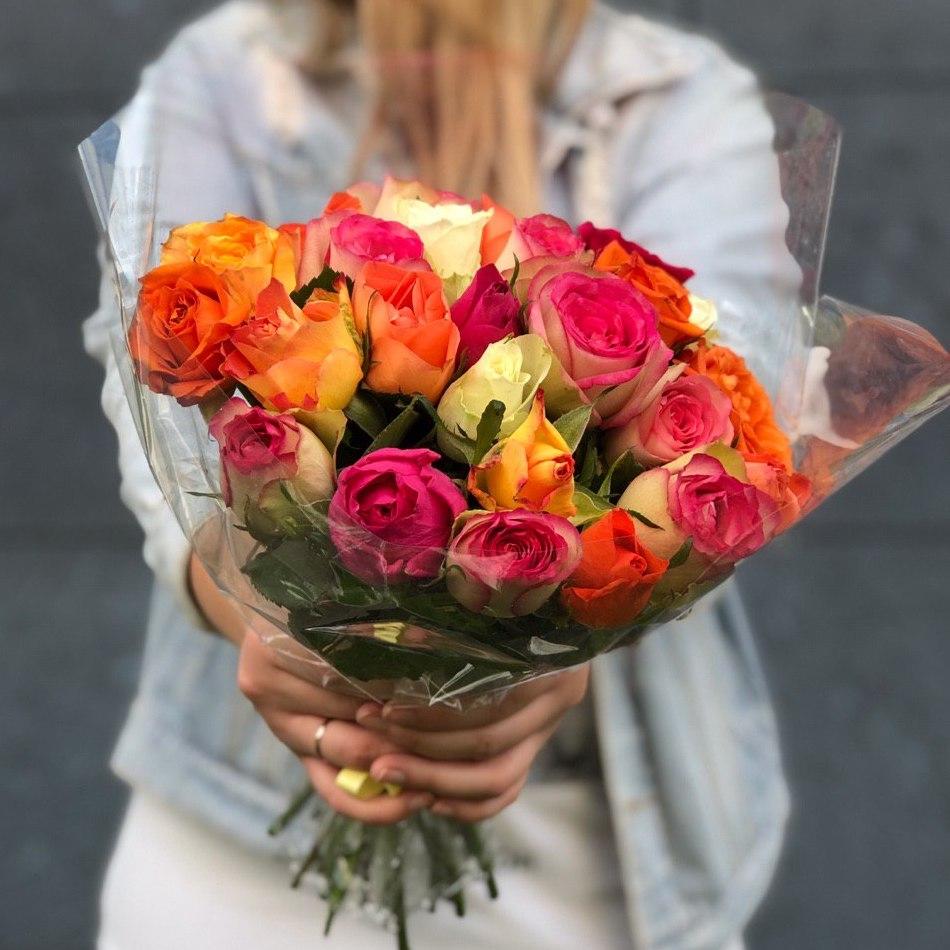 Микс кенийских роз