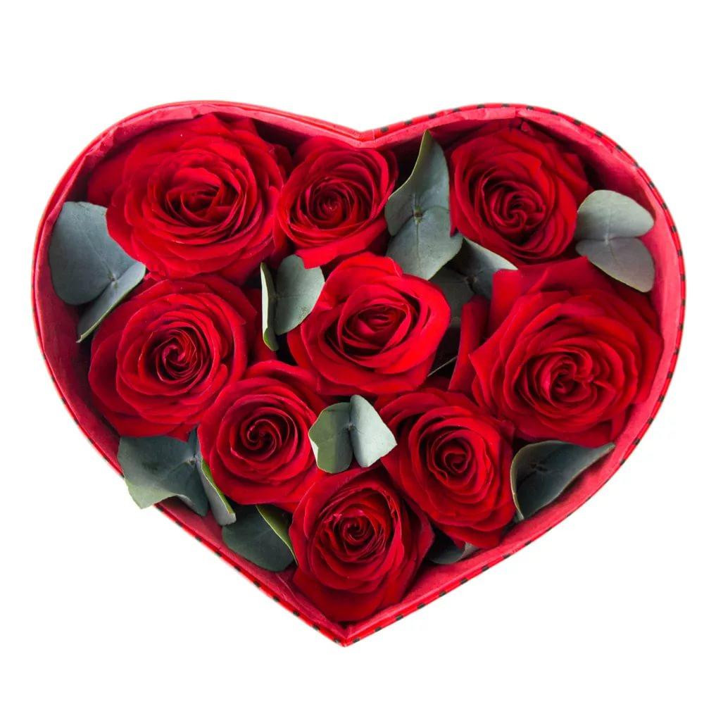 Сердце любви
