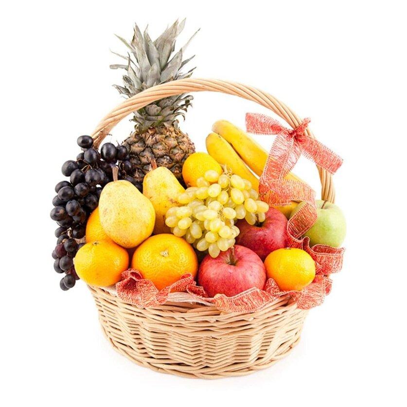 "Корзина с фруктами ""Ассорти"""